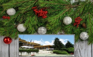 Коледа във <em>Велинград</em>, Балнеологичен Център Камена***! 2 или 3 Нощувки на човек със Закуски и Празнични Вечери за Бъдни Вечер и Коледа + Аква Зона