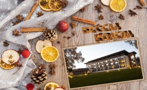 Коледа в Спа Хотел Белчин Гардън, с. Белчин Баня! 4 или 5 Нощувки за Двама със Закуски и 2 Вечери + Празнична Програма + Басейни и Спа с Минерална Вода  + Коледна Анимация  ...