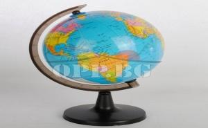 Преоткрий Света! Голям Глобус с Поставка