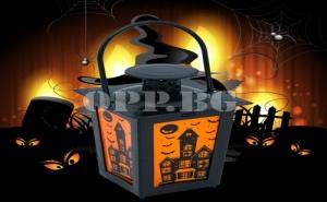 Светеща Halloween Лампа