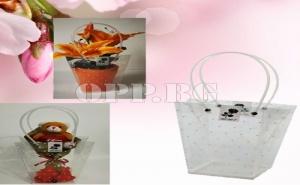 Оригинална Опаковка за Цветя или Подаръци Чанта