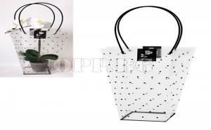 Супер Стилна Опаковка за Цветя Чанта
