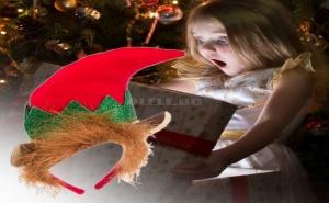 Весела Диадема Коледно Джудже