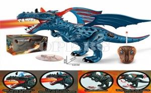 Интерактивен Дракон с Проектор и Дистанционно Управление