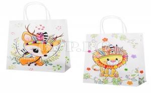 Супер Сладурска Подаръчна Торбичка Животни в Модел по Избор