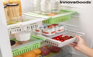 Регулируем Органайзер за Хладилник
