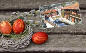 Великден в <em>Копривщица</em>! 4 или 5 Нощувки със Закуски + Празничен Обяд в Самостоятелна Къща за 8 Човека от Комплекс Ред Хаус
