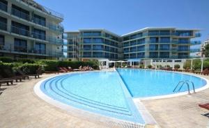 5 Нощувки на човек на База All Inclusive в Апарт Хотел Синя Ривиера, <em>Слънчев бряг</em>