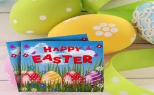 Великденски Салфетки Happy Easter