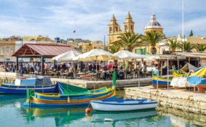Екскурзия до Малта. 4 Нощувки на човек със Закуски + Самолетен Билет от Та България Травъл
