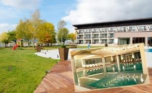 Делник в Белчин Баня! 1 или 2 нощувки със закуски за ДВАМА + закрит басейн с минерална вода и СПА пакет от хотел Белчин Гардън****