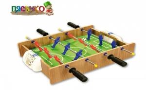 Дървена Футболна Джага - Страхотно Забавление за Децата от Онлайн Магазин Пясъчко