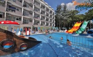 All Inclusive в хотел Престиж Делукс Хотел Аквапарк Клуб 4* - Златни пясъци през юни или септември  /01.06.2021 г.- 15.06.2021 г. или 10.09.2021 г. - 22.09.2021 г./