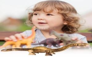 Дървена Играчка Динозавър