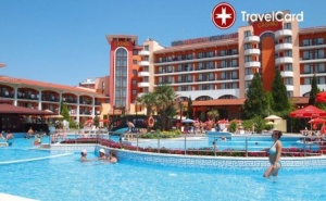 4* All Inclusive Почивка в Хотел Хризантема, К.к. Слънчев Бряг