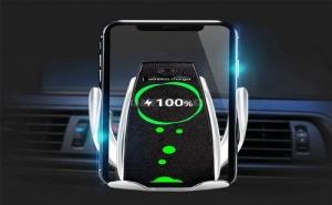 Безжично Мобилно Зарядно за Автомобил