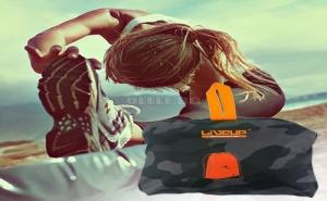 Компактна Спортна Чанта с Калъф за Съхранение