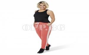 Супер Удобни Висококачествени Спортни Панталони (Цвят: Корал)