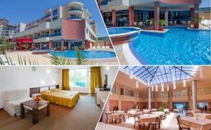 2 Нощувки на човек със Закуски и Вечери + Басейн в Хотел Есперанто, <em>Слънчев бряг</em>