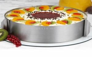 Регулируем Ринг за Торта Cake Ring