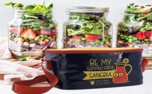 Термо Чанта за Храна с Дълга Дръжка Quid