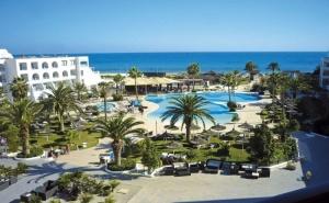 Почивка в Тунис от Юни до Септември 2021. Чартърен Полет от София + 7 Нощувки на човек на База All Inclusive в Хотел Vincci Nozha Beach 4*, Хамамет!