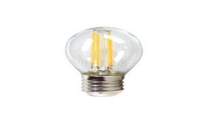 Сферична Led Крушка за Лампа Silver Electronics 1960327 E27 4W 3000K A++ (Топла Светлина)