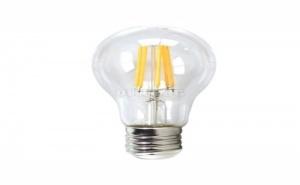 Сферична Led Крушка за Лампа Silver Electronics 1980627 E27 6W 3000K A++ (Топла Светлина)