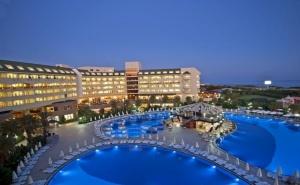 Почивка през Септември в Сиде, Турция. Чартърен Полет от <em>София</em> + 7 Нощувки на човек на База All Inclusive в Amelia Beach Resort Hotel & Spa 5*