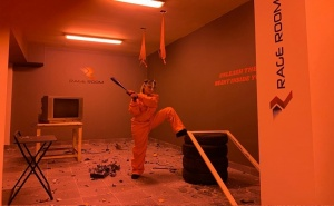 25 или 30 минути в антистрес стая Rage Room, София