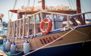 Круиз с Включен Обяд или Вечеря за Един Човек с Яхта Кибела, Несебър