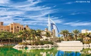 Самолетна Екскурзия до Обединените Арабски Емирства! Двупосочен Билет + 5 Нощувки на човек със Закуски от Премио Травел
