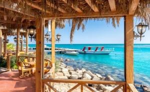 Почивка в Хургада, Египет! Чартърен Полет от София + 6 Нощувки на човек на База All Inclusive в Swiss Inn Hurghada Resort 5* +1 Нощувка, Закуска, Вечеря и Посещение на Пирамидите в Кайро!