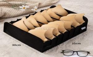 Удобен Сгъваем Органайзер за Бельо Foldable Underwear Storage Box