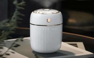 Мини Usb Настолен Овлажнител 1Pc Usb Desktop Humidifier