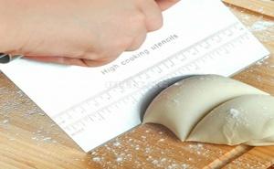 Многофункционален Кухненски Уред за Рязане Stainless Steel Dough Cutter