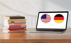 Online Курс по Английски Език (Ниво B1) или Немски Език (Ниво B1) по Избор