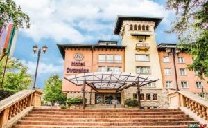 Спа Релакс през Есента и Зимата в Хотел Двореца, <em>Велинград</em> Нощувка Уикенд за Двама