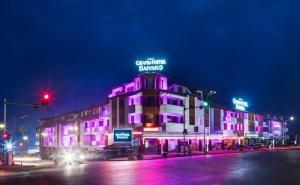 Уикенд Пакет с Две Нощувки на човек през Месец Октомври на Ultra All Inclusive 24+ в  Grand Hotel Bansko с Ползване на Спа /01.10.2021 г. - 31.10.2021 г./