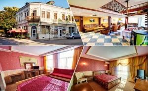 Нощувка за 10 човека от хотелски комплекс Извора, гр. Русе